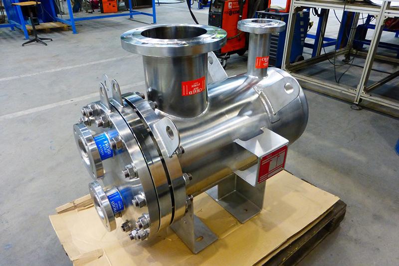 Multi-purpose condenser